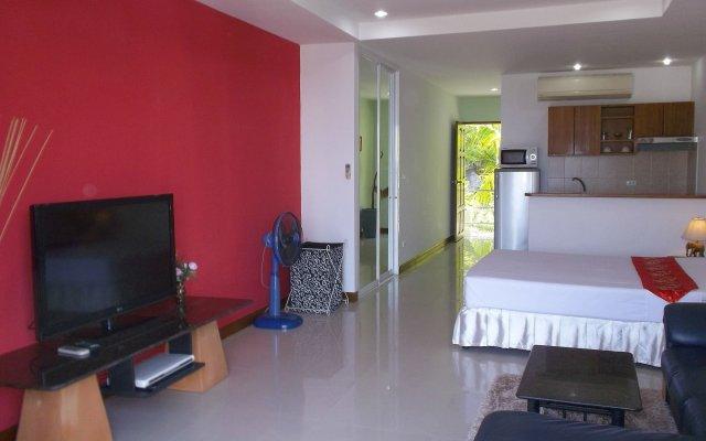 Апартаменты Mountain Sea View Luxury Apartments комната для гостей