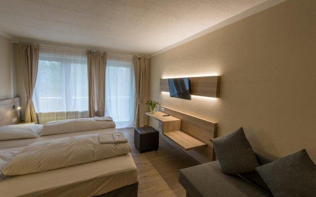 Ahorn Hotel Мюнхен комната для гостей