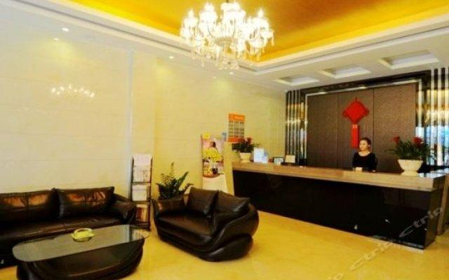 Отель Jinshanshu Boutique Hotel Китай, Сямынь - отзывы, цены и фото номеров - забронировать отель Jinshanshu Boutique Hotel онлайн интерьер отеля