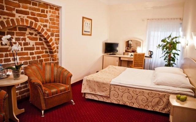 Отель Patio Hotel Польша, Вроцлав - отзывы, цены и фото номеров - забронировать отель Patio Hotel онлайн комната для гостей