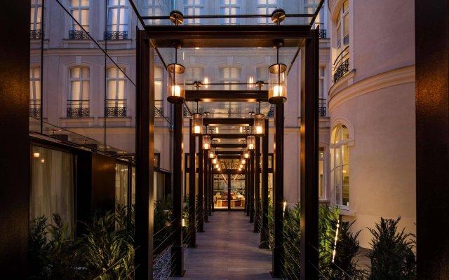 Отель Best Western Premier Opera Liege Франция, Париж - 1 отзыв об отеле, цены и фото номеров - забронировать отель Best Western Premier Opera Liege онлайн вид на фасад