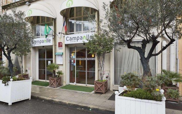 Отель Campanile Centre-Acropolis Ницца вид на фасад