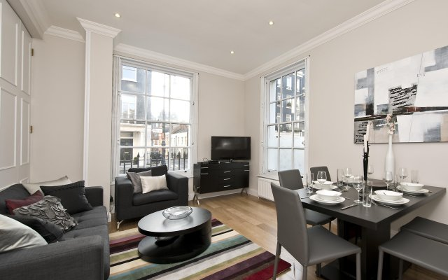 Two Bedroom Mayfair Apartment