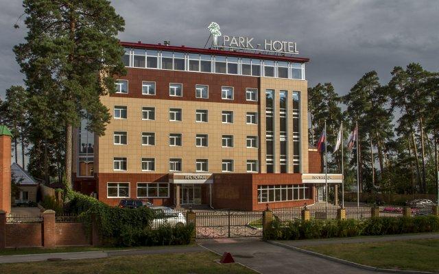 Парк-Отель вид на фасад