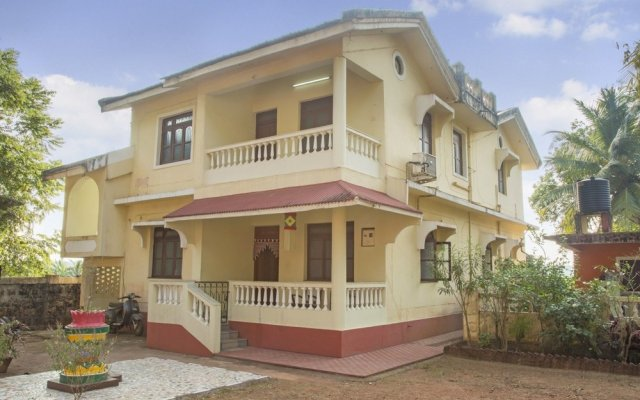 Апартаменты GuestHouser 2 BHK Apartment 92c1 Гоа вид на фасад