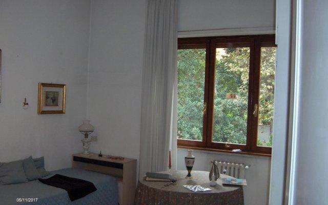 Апартаменты Fleming Luxury Apartment in Rome комната для гостей