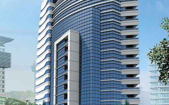 dusitD2 kenz Hotel Dubai вид на фасад