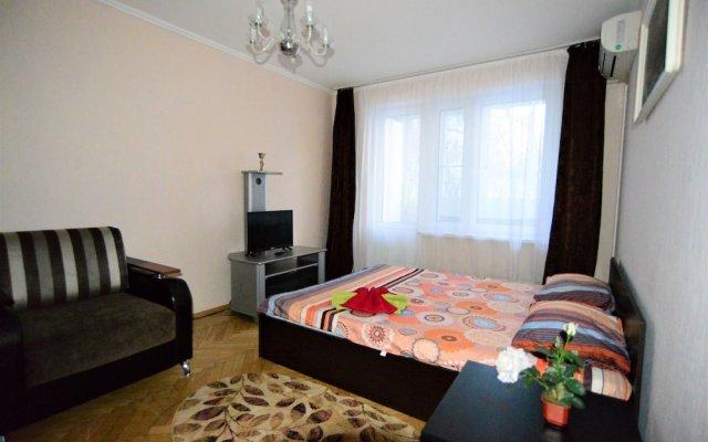 Отель BestFlat24 VDNH Москва комната для гостей