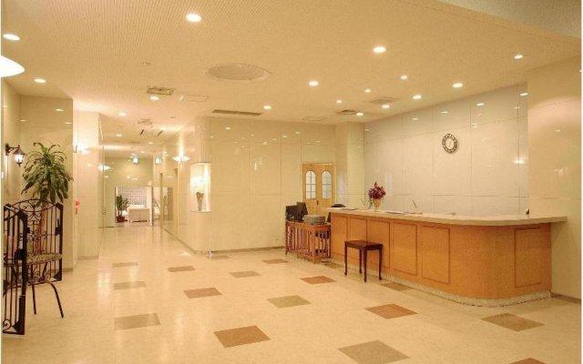 Hotel Grandhill Мисава интерьер отеля