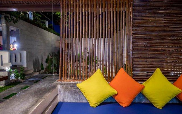 Отель Pool Access By Punnpreeda Beach Resort вид на фасад