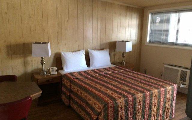 Отель El Mirador Motel Las Vegas США, Лас-Вегас - отзывы, цены и фото номеров - забронировать отель El Mirador Motel Las Vegas онлайн комната для гостей