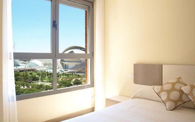 Отель ApartUP Yellow Opera View Испания, Валенсия - отзывы, цены и фото номеров - забронировать отель ApartUP Yellow Opera View онлайн комната для гостей