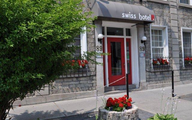 Отель Swiss Hotel Канада, Оттава - отзывы, цены и фото номеров - забронировать отель Swiss Hotel онлайн вид на фасад