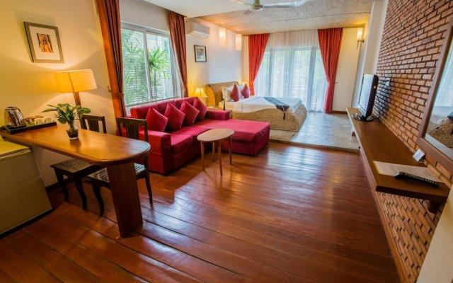 Отель Casa Villa Independence Камбоджа, Пномпень - отзывы, цены и фото номеров - забронировать отель Casa Villa Independence онлайн комната для гостей
