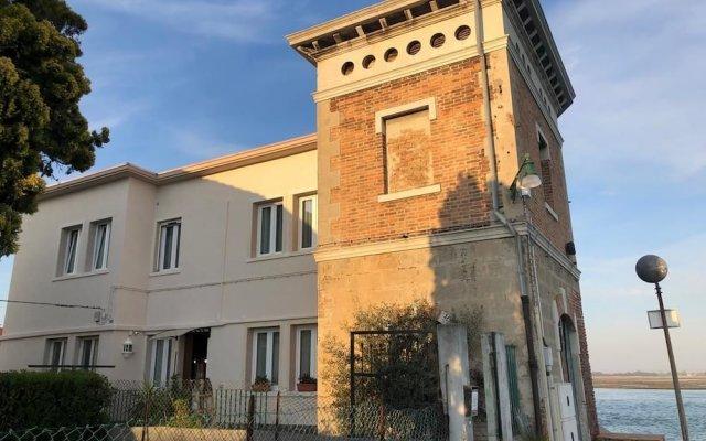 Отель Casa Sulla Laguna Италия, Венеция - отзывы, цены и фото номеров - забронировать отель Casa Sulla Laguna онлайн вид на фасад