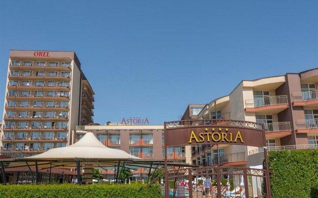 Отель Orel - Все включено Болгария, Солнечный берег - отзывы, цены и фото номеров - забронировать отель Orel - Все включено онлайн вид на фасад