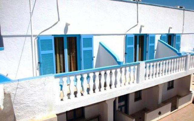 Отель Stella Nomikou Apartments Греция, Остров Санторини - отзывы, цены и фото номеров - забронировать отель Stella Nomikou Apartments онлайн вид на фасад