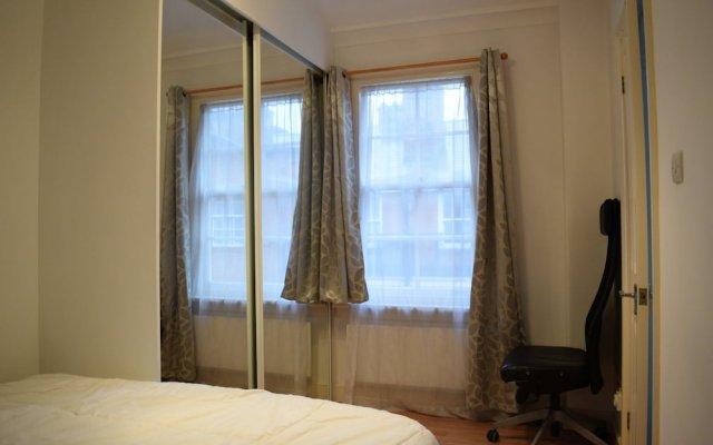 Отель 1 Bedroom Flat in Covent Garden Великобритания, Лондон - отзывы, цены и фото номеров - забронировать отель 1 Bedroom Flat in Covent Garden онлайн комната для гостей
