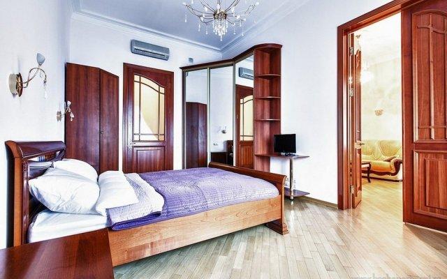 Апартаменты Premium Apartments Smolenskiy 3 комната для гостей