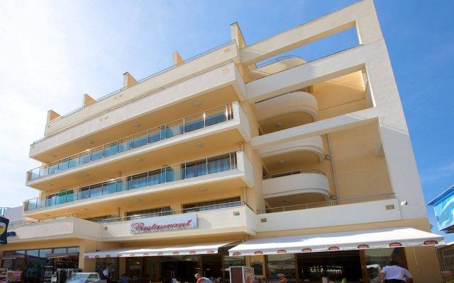 Отель Atol Болгария, Солнечный берег - 1 отзыв об отеле, цены и фото номеров - забронировать отель Atol онлайн вид на фасад