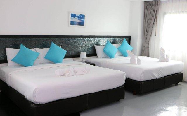 Отель I-Talay Resort вид на фасад