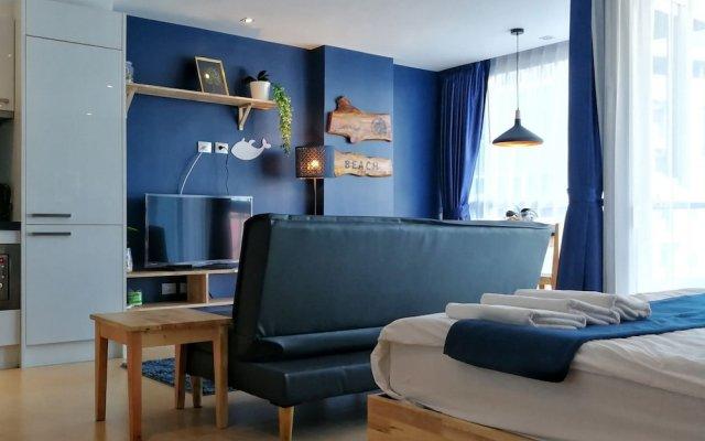 Отель Centara Avenue Residence A B C Паттайя комната для гостей
