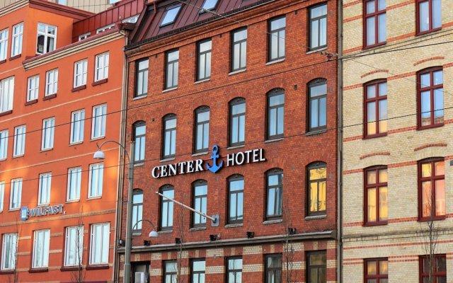 Отель Sure Hotel by Best Western Center Швеция, Гётеборг - отзывы, цены и фото номеров - забронировать отель Sure Hotel by Best Western Center онлайн вид на фасад