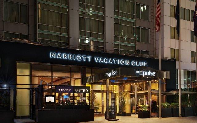 Отель Marriott Vacation Club Pulse, New York City США, Нью-Йорк - отзывы, цены и фото номеров - забронировать отель Marriott Vacation Club Pulse, New York City онлайн вид на фасад