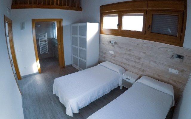 Отель El Mirador de Langre комната для гостей