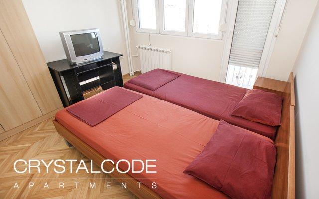 Отель Accommodation Crystal Code комната для гостей