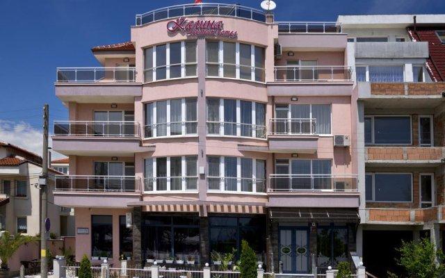 Отель Kalina Family Hotel Болгария, Бургас - отзывы, цены и фото номеров - забронировать отель Kalina Family Hotel онлайн вид на фасад