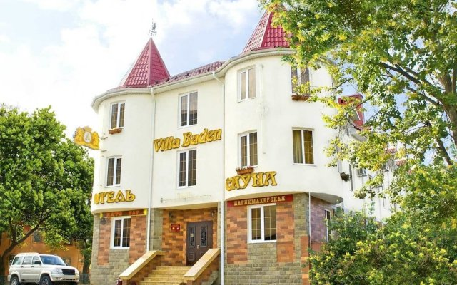 Отель Вилла Баден