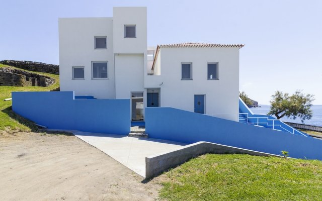 Отель Lofts Azul Pastel вид на фасад