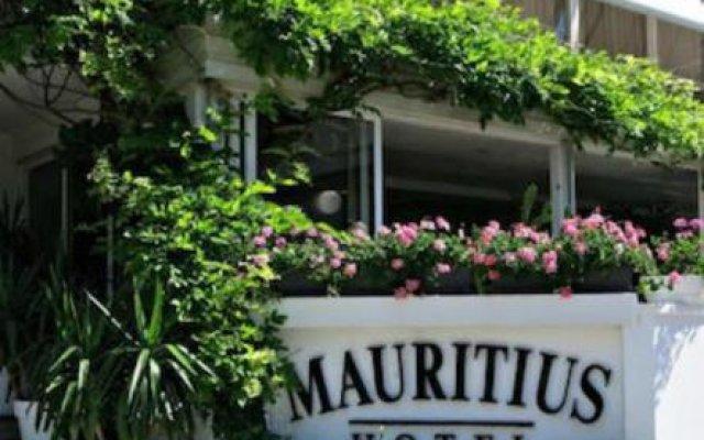 Отель Mauritius Италия, Риччоне - отзывы, цены и фото номеров - забронировать отель Mauritius онлайн вид на фасад