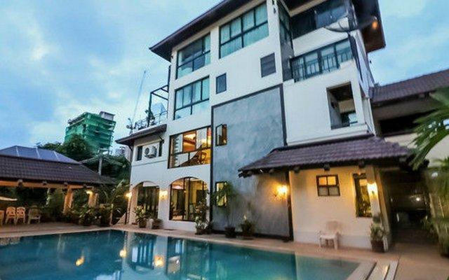 Отель Nida Rooms Cozy Beach Jomtien вид на фасад