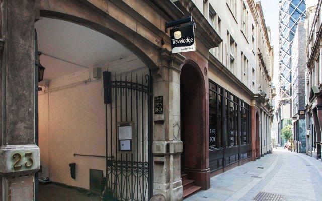 Travelodge London Central Bank Hotel