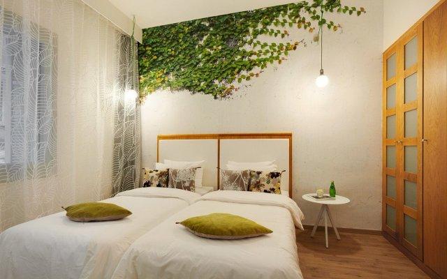 Отель City Салоники комната для гостей