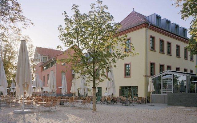 Hotel Gerbermühle вид на фасад