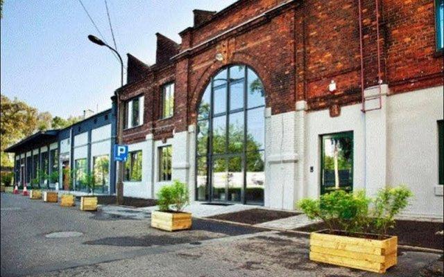 Отель P&O Apartments Wilenska Польша, Варшава - отзывы, цены и фото номеров - забронировать отель P&O Apartments Wilenska онлайн вид на фасад