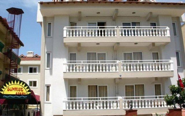 Sunrise Apart Турция, Мармарис - отзывы, цены и фото номеров - забронировать отель Sunrise Apart онлайн вид на фасад