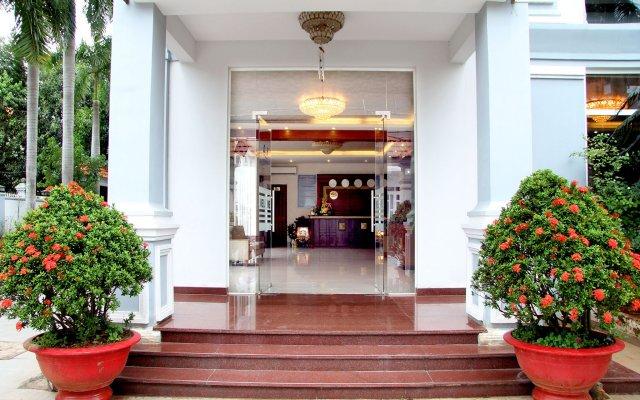 Отель Truong Thinh Vung Tau Hotel Вьетнам, Вунгтау - отзывы, цены и фото номеров - забронировать отель Truong Thinh Vung Tau Hotel онлайн вид на фасад