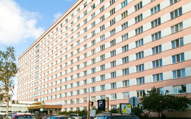 Гостиница Двина в Архангельске - забронировать гостиницу Двина, цены и фото номеров Архангельск вид на фасад