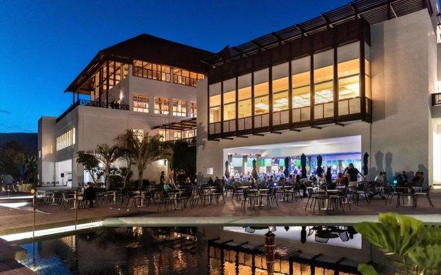 Отель Fuerteventura Princess Испания, Джандия-Бич - отзывы, цены и фото номеров - забронировать отель Fuerteventura Princess онлайн вид на фасад
