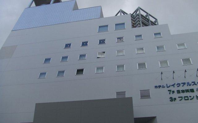 Hotel Lake Alster Alza Izumiotsu Матсубара вид на фасад