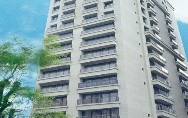 Отель Estanplaza Paulista Бразилия, Сан-Паулу - отзывы, цены и фото номеров - забронировать отель Estanplaza Paulista онлайн вид на фасад