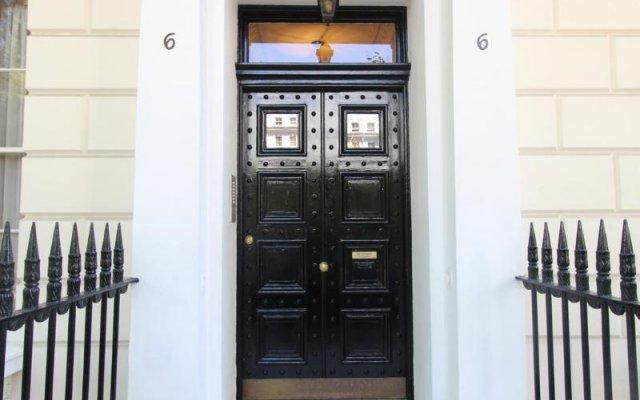 Отель Stay In Queensway Лондон вид на фасад