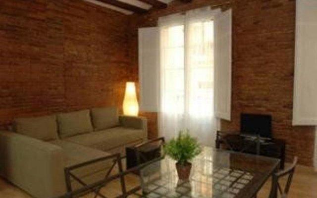 Отель Ramblas Building Барселона комната для гостей