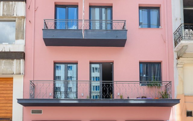 Hotel Lux in Piraeus, Greece from 41$, photos, reviews - zenhotels.com hotel front