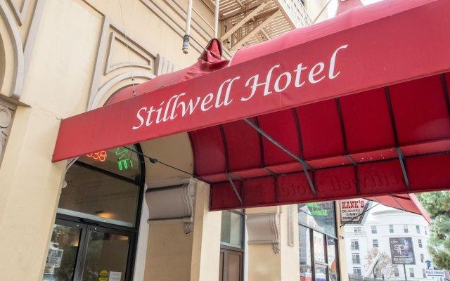 Отель Stillwell Hotel США, Лос-Анджелес - отзывы, цены и фото номеров - забронировать отель Stillwell Hotel онлайн вид на фасад