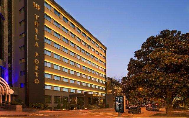 Отель HF Tuela Porto вид на фасад